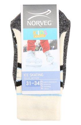 Термоноски с принтом Ice Skating | Фото №1
