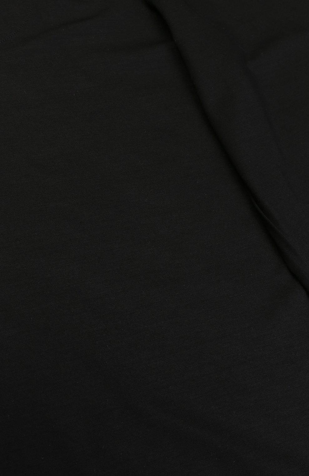 Брюки прямого кроя из вискозы | Фото №3