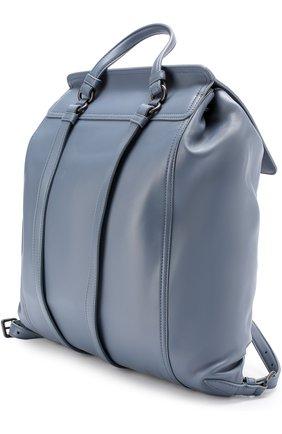 Кожаный рюкзак с плетением intrecciato | Фото №3