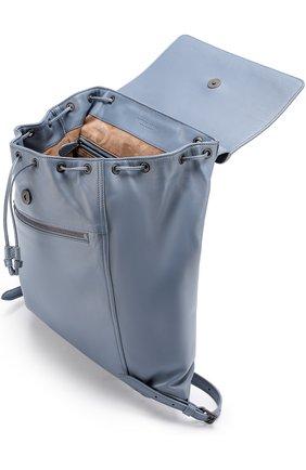 Кожаный рюкзак с плетением intrecciato | Фото №4