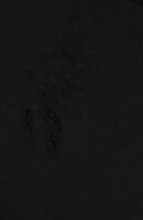 Хлопковый свитшот с круглым вырезом | Фото №5