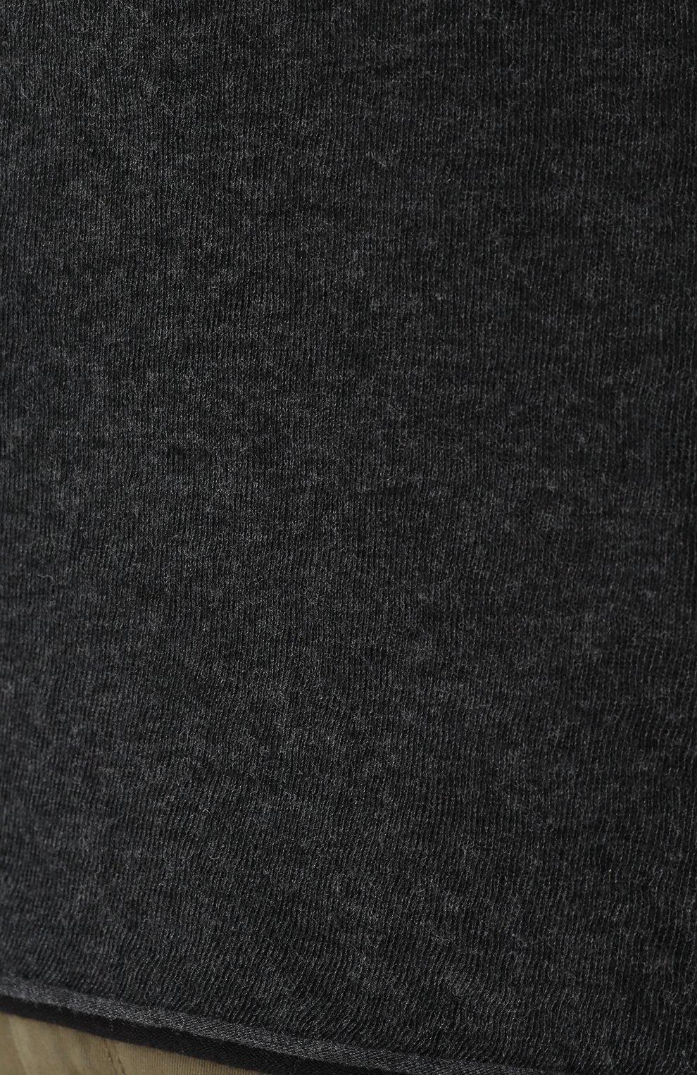 Джемпер из смеси хлопка и шерсти | Фото №5