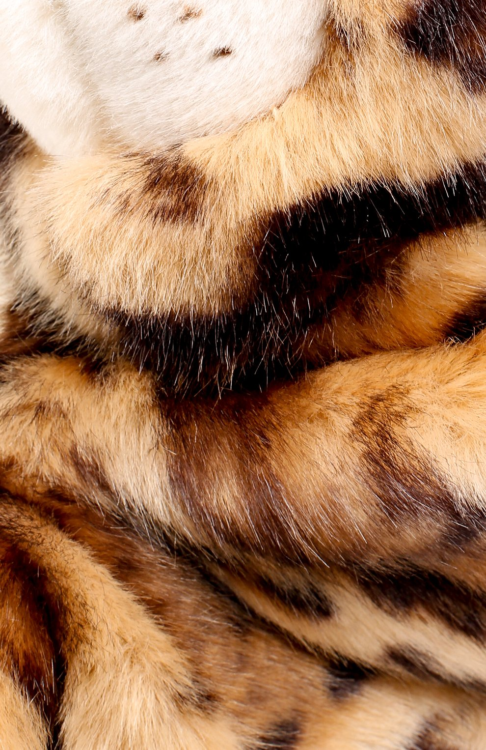 Шапка Dolce & Gabbana бежевого цвета   Фото №5