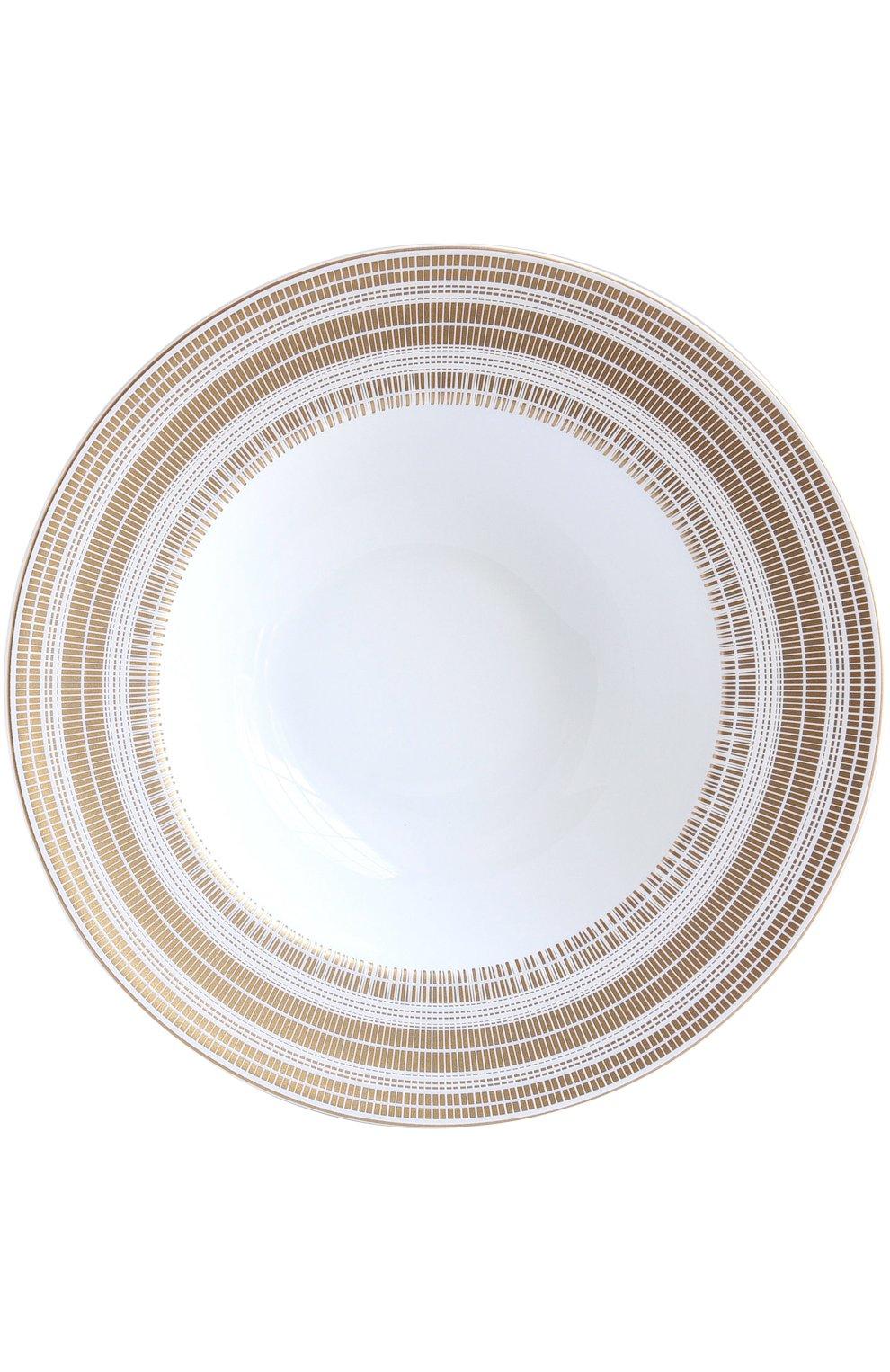 Мужского глубокая тарелка canisse BERNARDAUD бесцветного цвета, арт. 1732/21896 | Фото 1