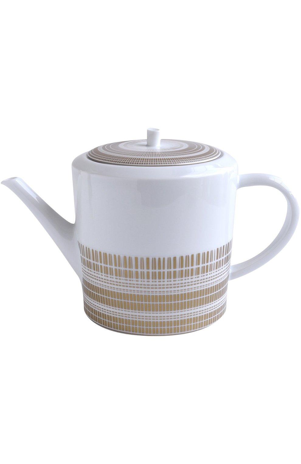 Мужского чайник canisse BERNARDAUD бесцветного цвета, арт. 1732/4200   Фото 1