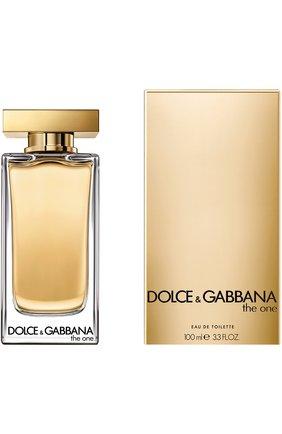 Туалетная вода The One Dolce & Gabbana | Фото №1