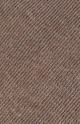 Детские колготки из хлопка FALKE коричневого цвета, арт. 13645 | Фото 2