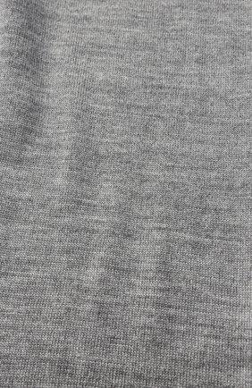 Детские леггинсы из шерсти Little Remix серого цвета | Фото №3