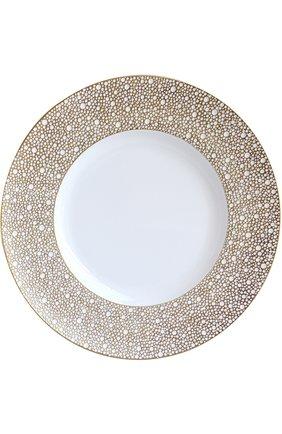 Сервировочная тарелка Ecume Mordore Bernardaud #color#   Фото №1