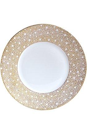 Тарелка обеденная Ecume Mordore Bernardaud #color#   Фото №1