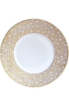 Салатная тарелка Ecume Mordore Bernardaud #color#   Фото №1