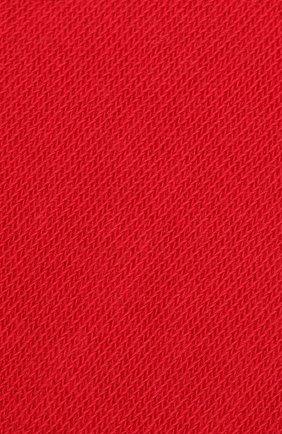 Детские колготки из хлопка FALKE красного цвета, арт. 13645 | Фото 2
