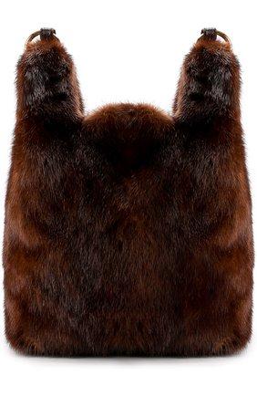 Рюкзак Furissima из меха норки | Фото №1
