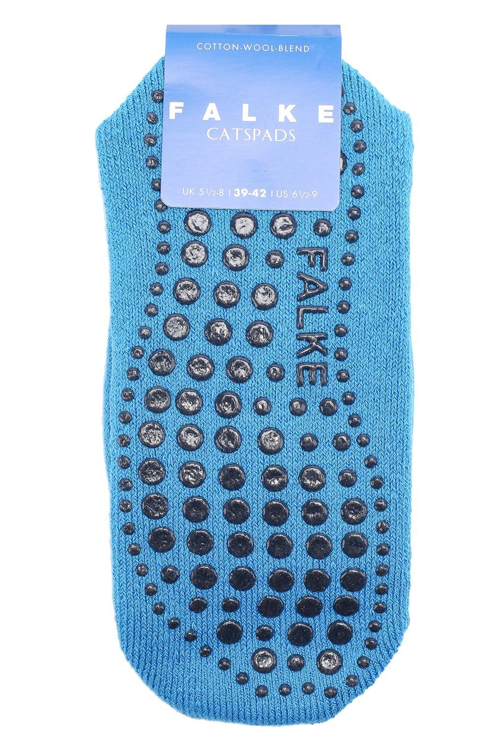 Детские носки catspads FALKE синего цвета, арт. 10500 | Фото 1