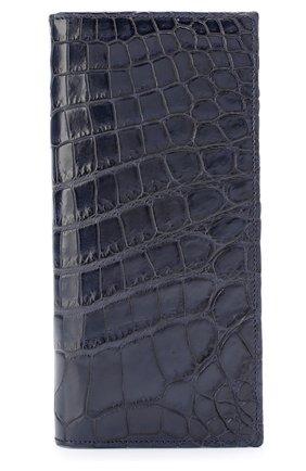Футляр для документов из кожи крокодила | Фото №1