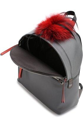 Рюкзак Bag Bugs с отделкой из меха   Фото №4