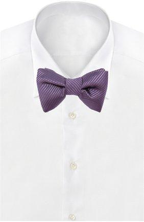 Шелковый галстук-бабочка   Фото №2