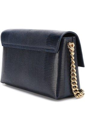 Сумка DG Millennials Dolce & Gabbana темно-синяя цвета | Фото №3