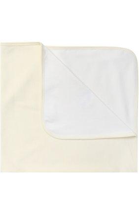 Хлопковое одеяло с нашивкой   Фото №1