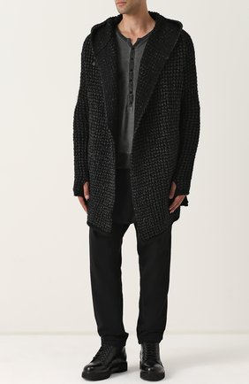 Пуловер из смеси вискозы и шерсти | Фото №2