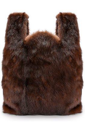 Сумка Furissima из меха норки | Фото №1