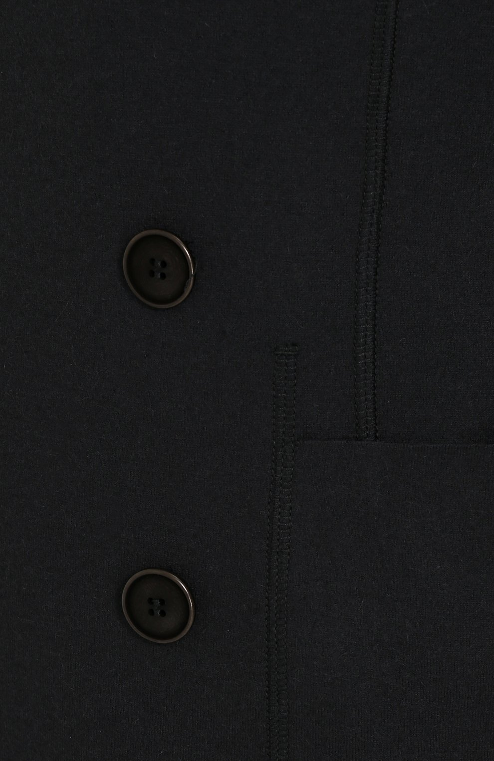 Мужской двубортный кашемировый пиджак GIORGIO ARMANI серого цвета, арт. ZSG08W/ZS956   Фото 5 (Материал внешний: Шерсть, Кашемир; Рукава: Длинные; Случай: Повседневный; Длина (для топов): Стандартные; 1-2-бортные: Двубортные; Пиджаки М: Приталенный; Стили: Кэжуэл)