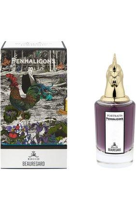 Мужской парфюмерная вода the portraits beauregard PENHALIGON'S бесцветного цвета, арт. 793675010862 | Фото 2