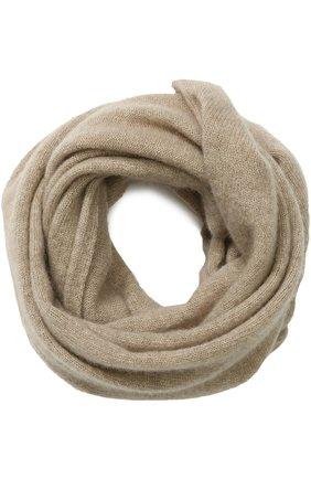 Кашемировый шарф-снуд   Фото №1