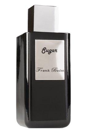 Духи sugar FRANCK BOCLET бесцветного цвета, арт. 3575070054460 | Фото 2