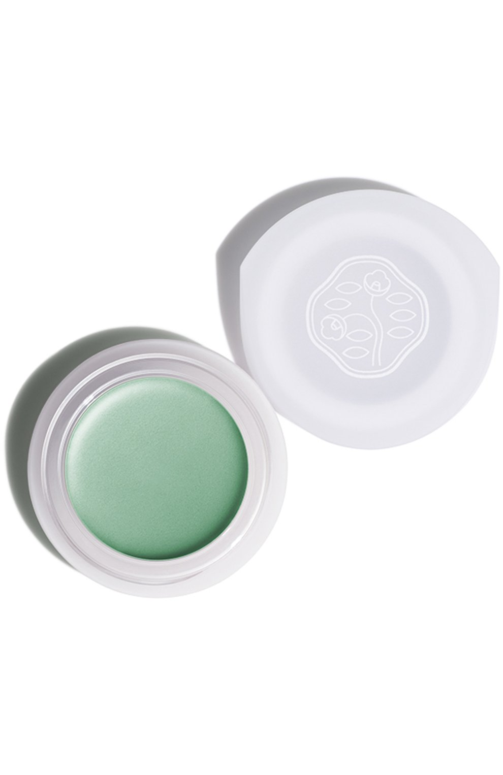 Женские полупрозрачные кремовые тени для век, оттенок gr705 SHISEIDO бесцветного цвета, арт. 13894SH | Фото 1