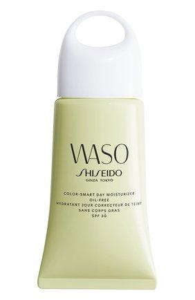 Женское смарт-крем без содержания масел waso SHISEIDO бесцветного цвета, арт. 13963SH | Фото 1