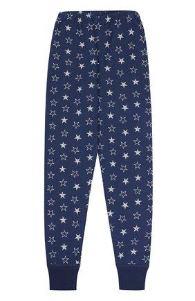 Хлопковая пижама с принтом   Фото №4