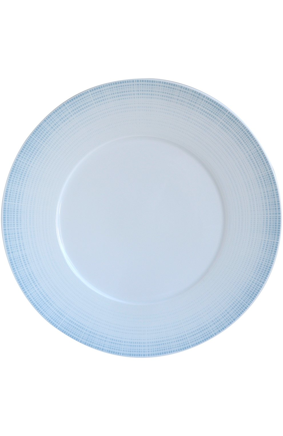 Мужского тарелка обеденная saphir bleu BERNARDAUD бесцветного цвета, арт. 1743/21761   Фото 1