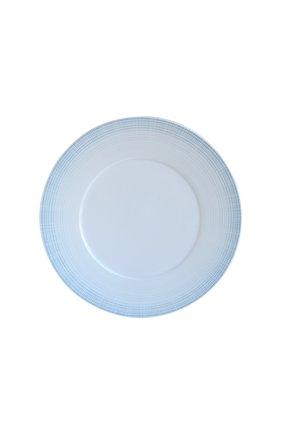Тарелка обеденная Saphir Bleu | Фото №1