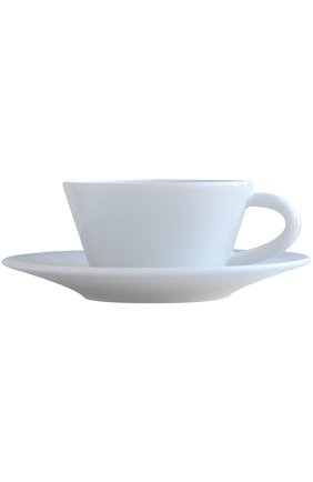 Кофейная чашка с блюдцем Saphir Bleu | Фото №1