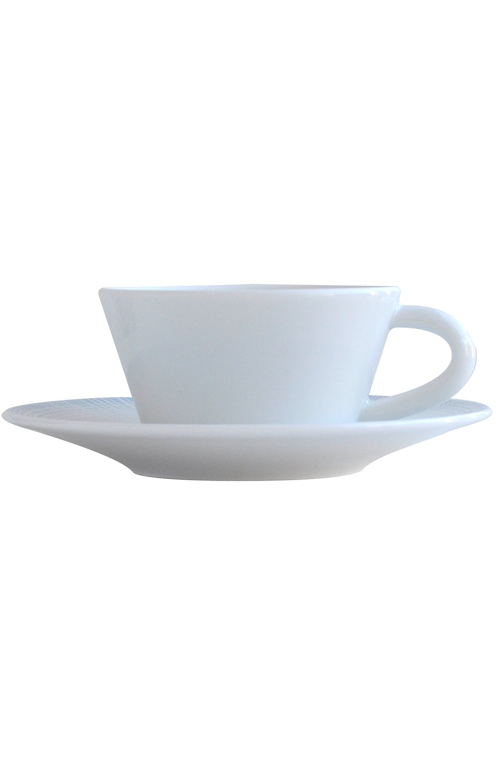 Мужского чайная чашка с блюдцем saphir bleu BERNARDAUD бесцветного цвета, арт. 1743/89   Фото 1