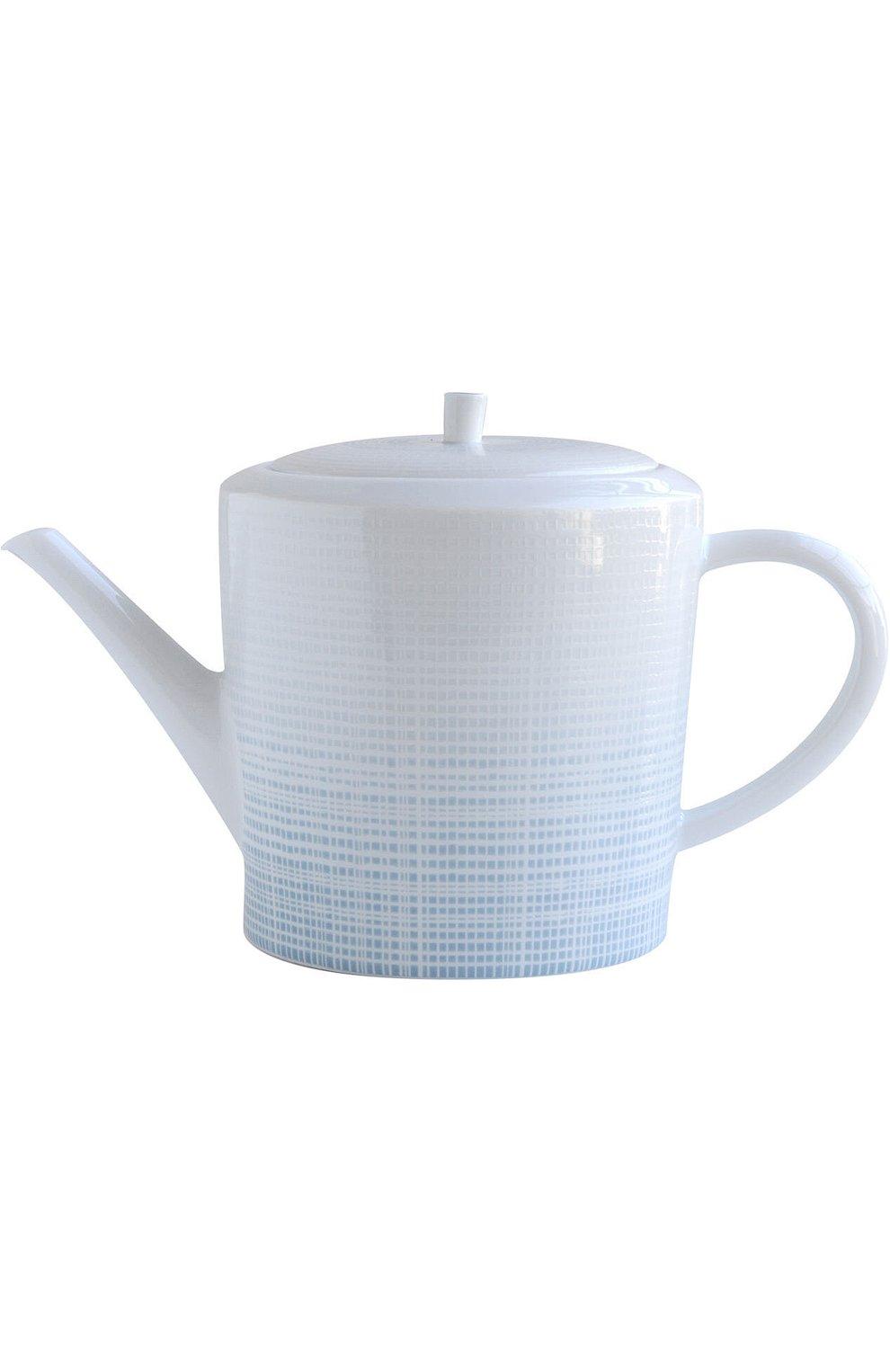 Мужского чайник saphir bleu BERNARDAUD бесцветного цвета, арт. 1743/4200 | Фото 1