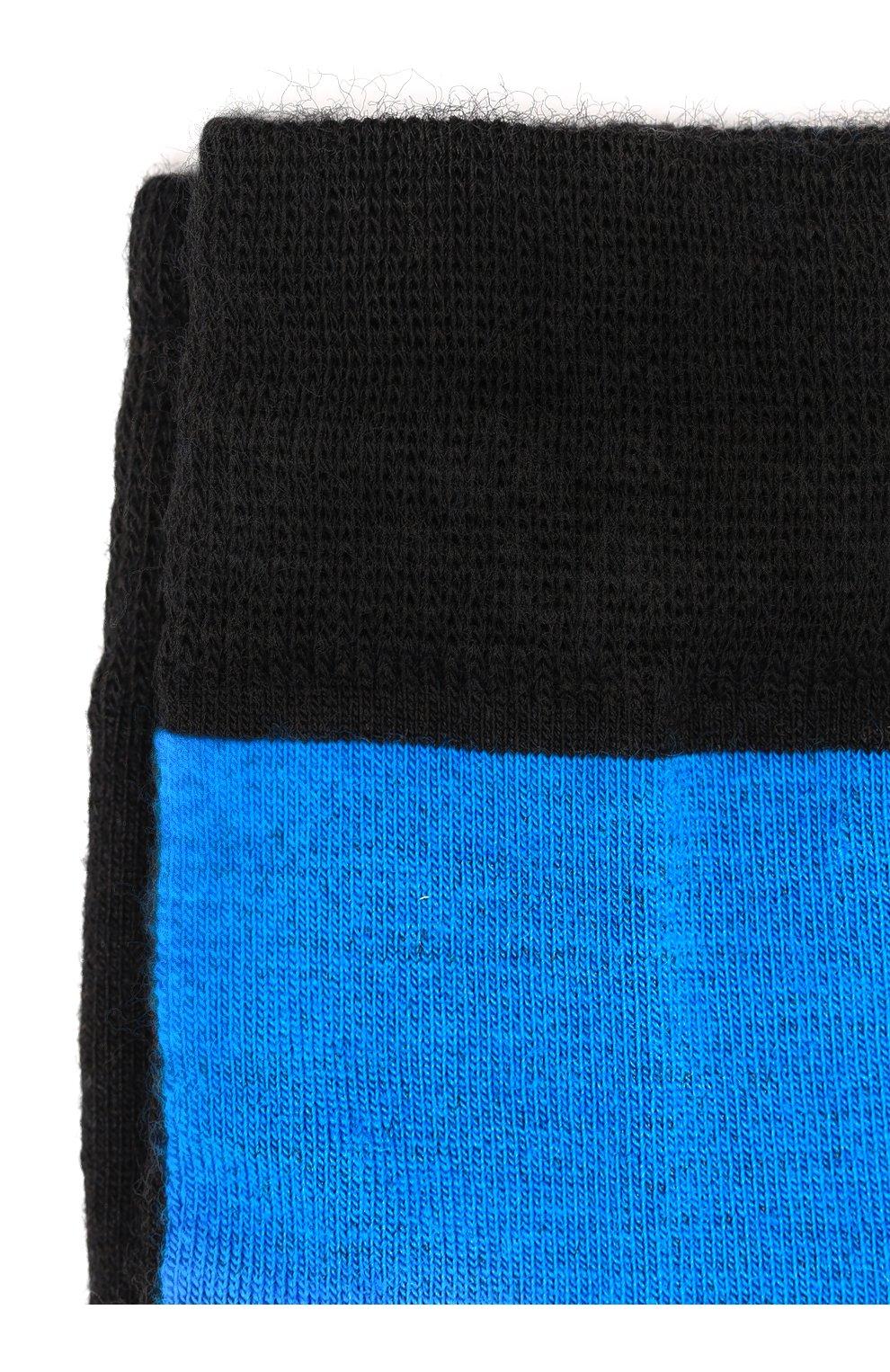 Детские носки street NORVEG черного цвета, арт. 9SSURU | Фото 2
