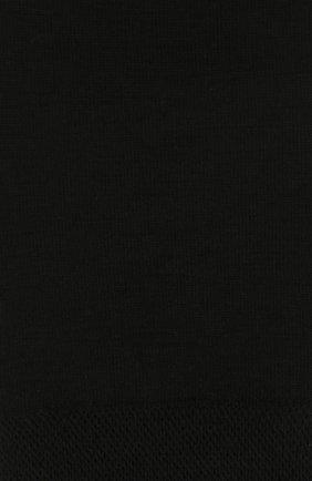 Мужские носки из смеси шерсти и хлопка sensitive berlin FALKE черного цвета, арт. 14416 | Фото 2
