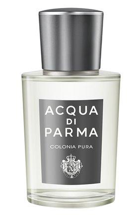 Мужской одеколон colonia pura ACQUA DI PARMA бесцветного цвета, арт. 27001ADP | Фото 1