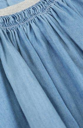 Платье из денима   Фото №3