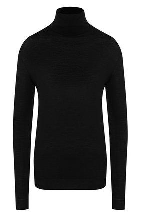 Женская шерстяная водолазка STELLA MCCARTNEY черного цвета, арт. 362828/S1735 | Фото 1