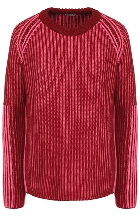Пуловер из смеси шерсти и кашемира   Фото №1