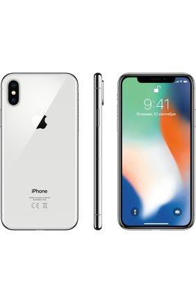 iPhone X 64GB Apple space gray | Фото №1