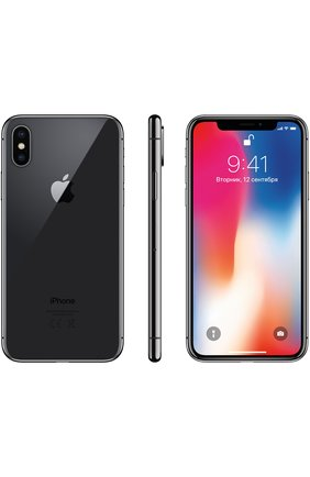 iPhone X 256GB Apple silver | Фото №1