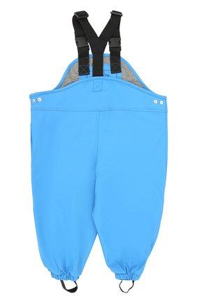 Детский однотонный комбинезон со штрипками GOSOAKY синего цвета, арт. 172.101.106   Фото 2