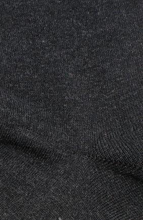 Мужские хлопковые носки family FALKE темно-серого цвета, арт. 14645 | Фото 2