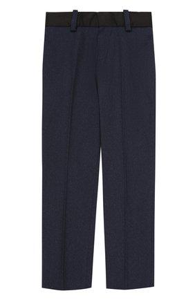 Хлопковые брюки со стрелками | Фото №1