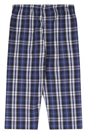 Хлопковая пижама в клетку   Фото №5