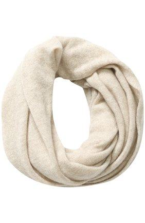 Кашемировый шарф-снуд | Фото №1